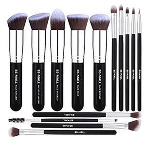 💄BS-MALL 14pc Makeup Brush Set! NWT